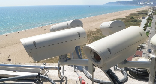 Castelldefels Beach Video Monitoring feature image